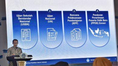 "Photo of Mendikbud Tetapkan Empat Pokok Kebijakan Pendidikan ""Merdeka Belajar"""