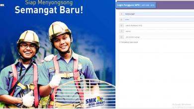 Photo of MPD (manajemen Penilaian Digital ) online di SMK PPN Tanjungsari sehingga Guru mapel dan wali kelas dapat mengisi penilaian dari Rumah dengan HP atau dengan laptop