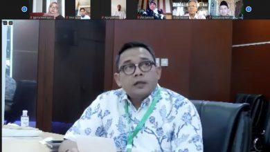 Photo of Silaturahmi dan koordinasi Pusat Pelatihan Pertanian Kementrian Pertanian 29/5/2020