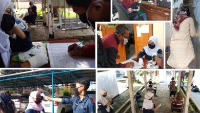 Photo of Pelayanan PPDB di SMK PPN Tanjungsari dengan protokol covid 19