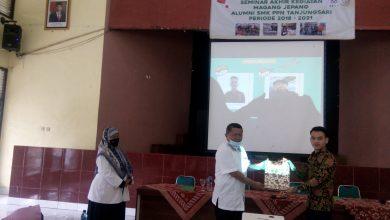 Photo of Seminar Alumni Magang Jepang ; Anggi & Firman