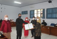 Photo of Sertijab PLT Kepala Sekolah SMK PPN Tanjungsari