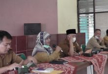 Photo of Silaturahmi tenaga pendidik dan kependidikan dengan Plt.Kepala Sekolah Baru